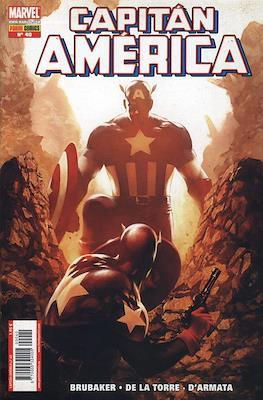 Capitán América Vol. 7 (2005-2011) (Grapa) #40