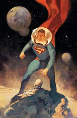 Action Comics Vol. 1 (1938-2011; 2016-... Variant Covers) #1037