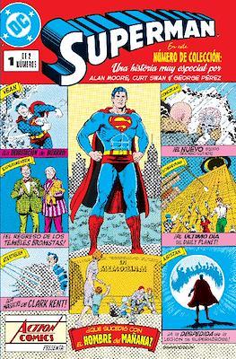 Superman: ¿Qué sucedió con el hombre del mañana? #1