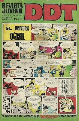 DDT (1967-1978) (Grapa) #220