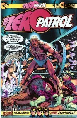 The Zero Patrol (Comic Book) #2