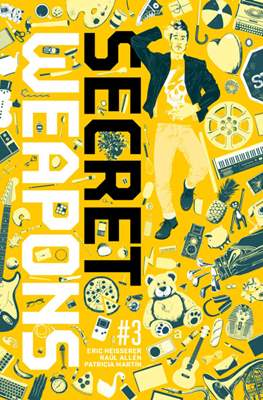 Secret Weapons (2017) (Comic Book) #3