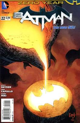 Batman Vol. 2 (2011-2016) (Comic Book) #22