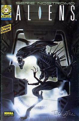 Aliens. Serie Nostromo (Grapa 36 pp) #9