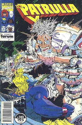 La Patrulla X Vol. 1 (1985-1995) #145