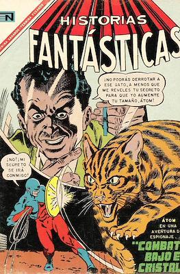Historias Fantásticas (Grapa) #180