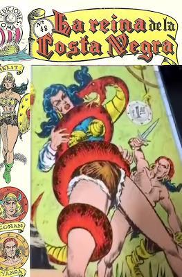 La Reina de la Costa Negra (2ª época - Grapa) #48