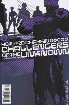 Challengers of the Unknown Vol. 4 (2004) (Comic Book) #3