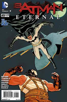 Batman Eternal (2014-2015) (Comic-Book) #49
