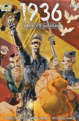 1936 La batalla de Guadarrama