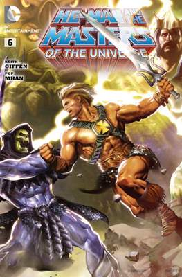 He-Man and the Masters of the Universe Vol.1 (Comic Book) #6