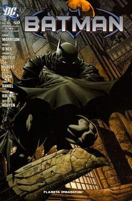 Batman (2007-2012) (Grapa. 48 pp) #50
