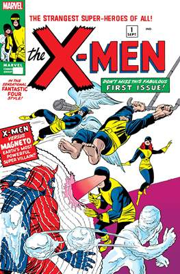 The X-Men #1 - Facsimile Edition