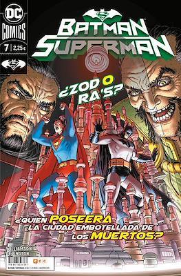 Batman / Superman (2020-) (Grapa) #7