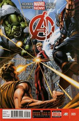 Avengers Vol. 5 (2013-2015) (Comic Book) #9