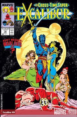 Excalibur Vol. 1 (Comic Book) #16