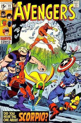 The Avengers Vol. 1 (1963-1996) (Comic Book) #72