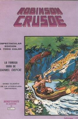 Colección Mundi Comics Clásicos (Grapa) #7