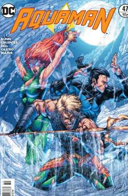 Aquaman (Grapa) #47