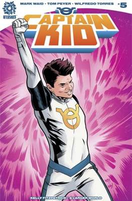 Captain Kid (Comic Book) #5