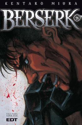 Berserk (Rústica con sobrecubierta) #26