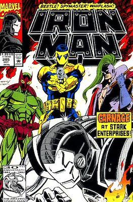 Iron Man Vol. 1 (1968-1996) (Comic book) #285