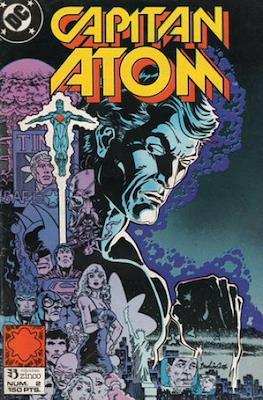Capitán Atom #2