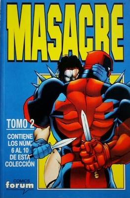 Masacre Vol. 3 (Retapado) #2