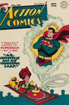 Action Comics Vol. 1 (1938-2011; 2016-) (Comic Book) #102