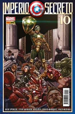 Imperio Secreto (2017. Grapa) #10