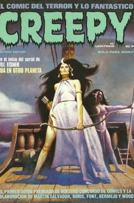Creepy (Grapa, 1979) #26