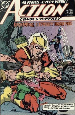 Action Comics Vol. 1 (1938-2011; 2016-) (Comic Book) #632
