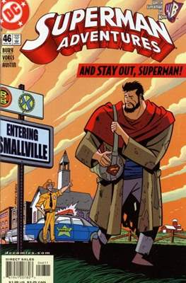 Superman Adventures (Comic-book) #46