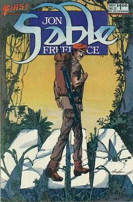 Jon Sable, Freelance #12