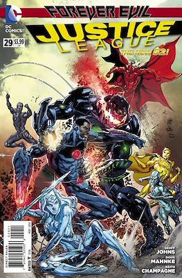 Justice League Vol. 2 (2011-2016) (Comic-Book) #29