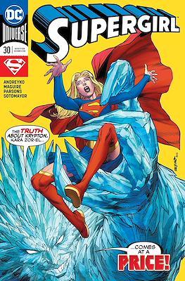 Supergirl Vol. 7 (2016-) (Comic-book) #30
