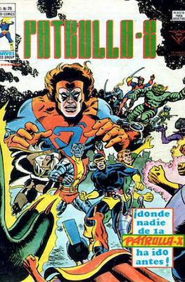 Patrulla X. V.3 (1976) #26