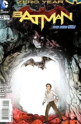 Batman Vol. 2 (2011-2016 Variant Covers) (Comic Book) #22