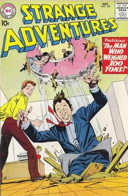 Strange Adventures (Comic Book) #109