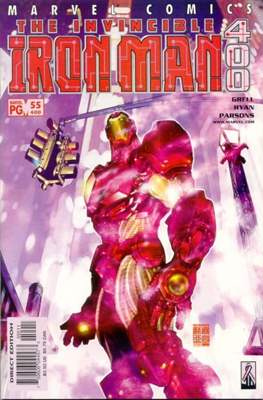 Iron Man Vol. 3 (1998-2004) #55 (400)