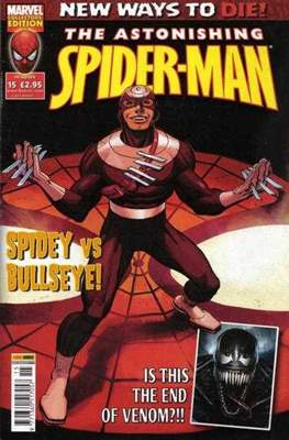 The Astonishing Spider-Man Vol. 3 (Comic Book) #15
