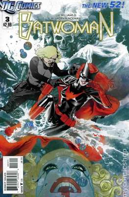 Batwoman Vol. 1 (2011-2015) (Comic-book) #3