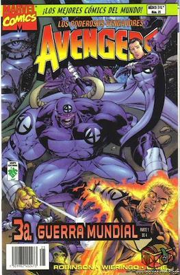 Los Poderosos Vengadores Avengers #25