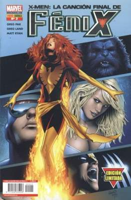 X-Men: La canción final de Fénix (2006) (Grapa.) #2