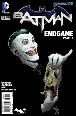Batman Vol. 2 (2011-2016) (Comic Book) #37