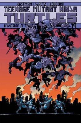 Teenage Mutant Ninja Turtles (Softcover) #19