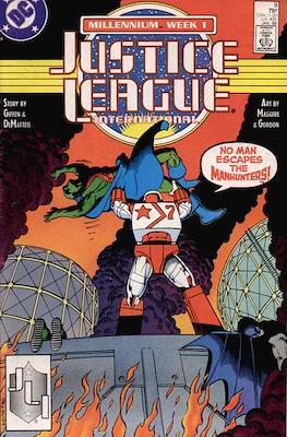 Justice League / Justice League International / Justice League America (1987-1996) (Comic-Book) #9