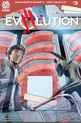 Animosity - Evolution (Comic Book) #3