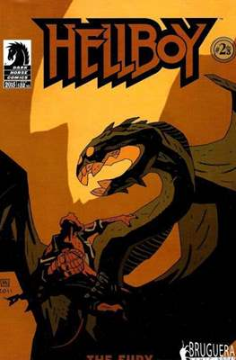 Hellboy: The Fury (Grapa) #2