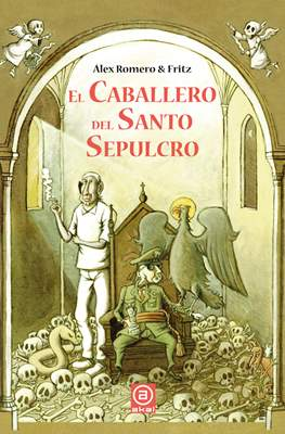 El Caballero del Santo Sepulcro (Cartoné 128 pp) #